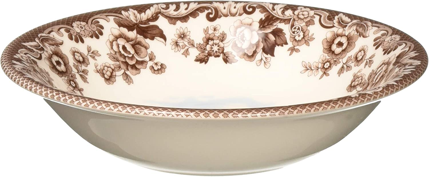 Spode Free shipping anywhere Max 83% OFF in the nation Woodland Bighorn Sheep Bowl Cereal Ascot