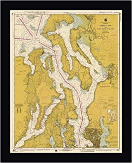 Best puget sound nautical chart Reviews