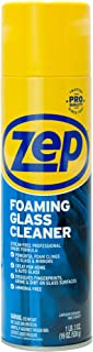 Zep Window/Glass Cleaner, 19 oz, Clear
