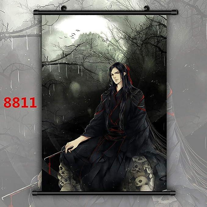 US Seller Mo Dao Zu Shi MDZS Wei Wuxian Scroll Painting