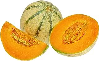 Earthcare Seeds Melon Charentais 35 Seeds (Cucumis melo Charentais)
