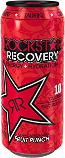 Best rockstar recovery punch Reviews