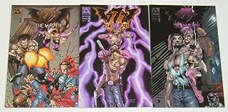 777: The Wrath #1-3 VF to VF/NM complete comic book series - Tim Vigil ; Avatar ((JCA3))