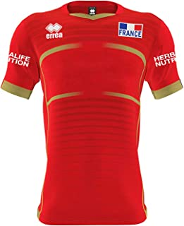 7950ed06d33fa Amazon.fr : maillot football france - Rouge
