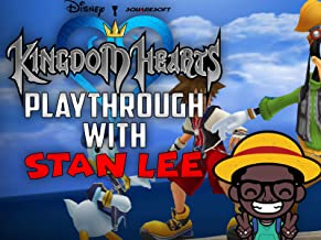 Kingdom Hearts Playthrough With Stan Lee