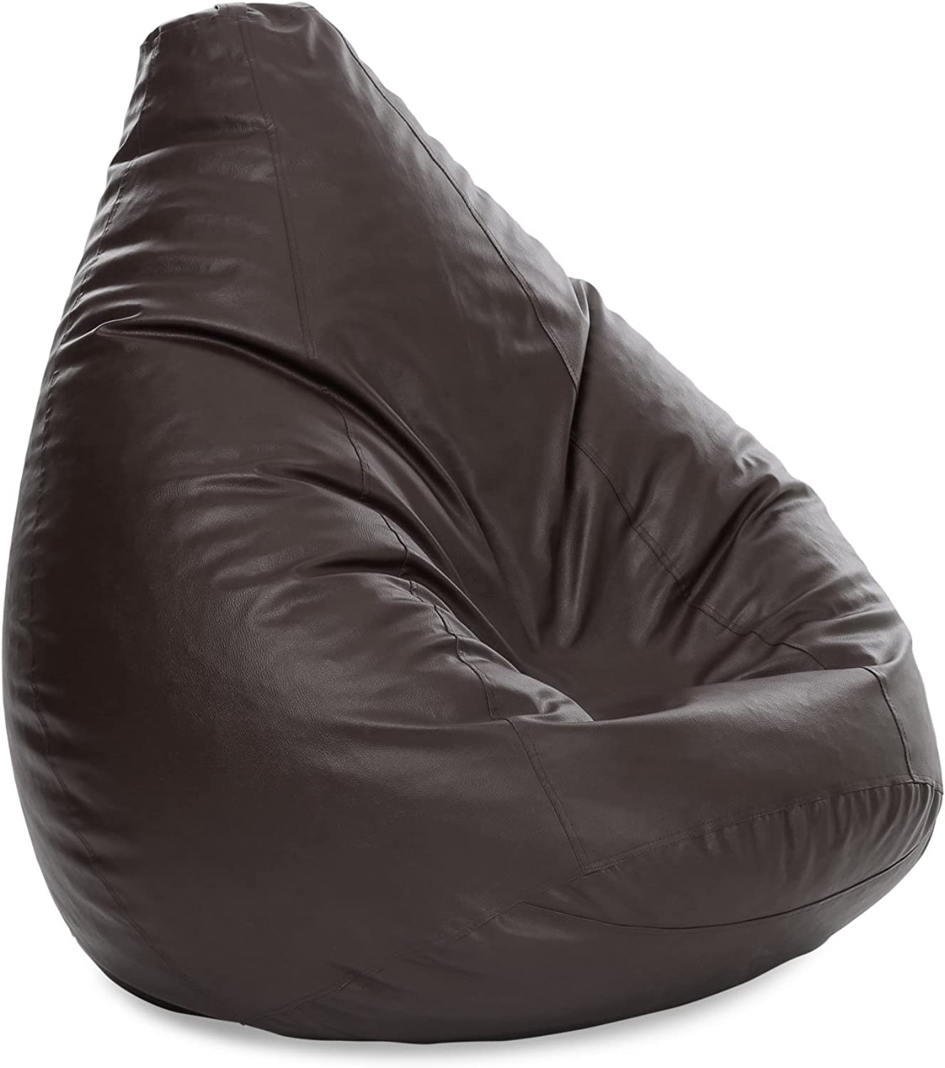 Style Homez Jumbo SAC Bean Bag Chocolate Brown color Cover Only