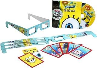 Nickelodeon SpongeBob Squarepants 3D DVD Game