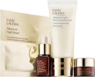 Estee Lauder limited edition repair and renew wake up to radiant youthful-looking skin set