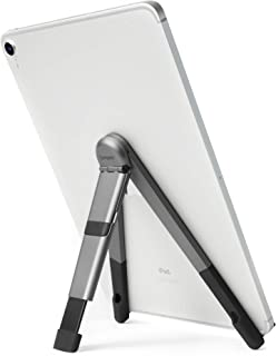 Twelve South Compass Pro for iPad | Portable display stand with 3 viewing/typing angles for all sizes iPad and iPad Pro