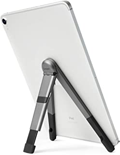 Twelve South Compass Pro for iPad | Portable display stand with 3 viewing/typing angles for all sizes iPad and iPad Pro, S...