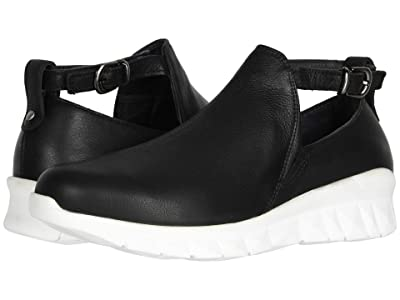 Naot Cosmic (Soft Black Leather) Women