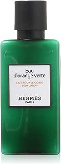 13.5oz Hermes d'Orange Verte Body Lotion (Ten 1.35 Ounce Bottles)