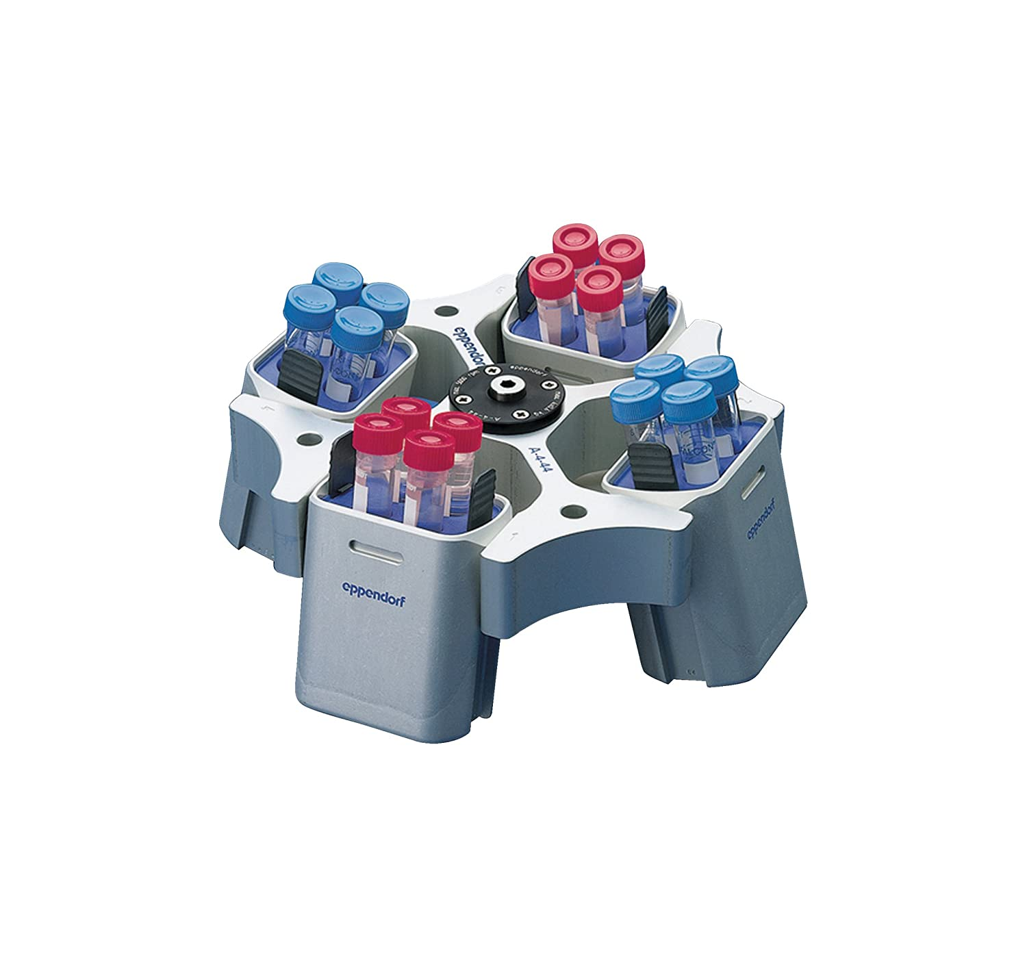Eppendorf 022637401 SALENEW very popular! Swing-Bucket Credence Rotor A-4-44 with x 4 Re 100 mL