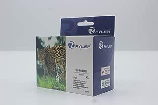 Ryler compatible Ink Cartridges for HP HP950XLBK XL-Black