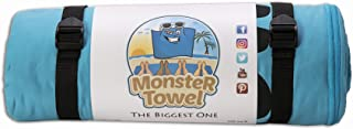 Best monster beach towel Reviews