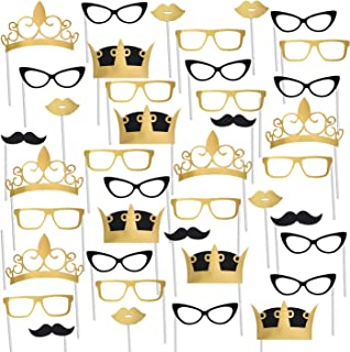 Best crown photo booth prop Reviews