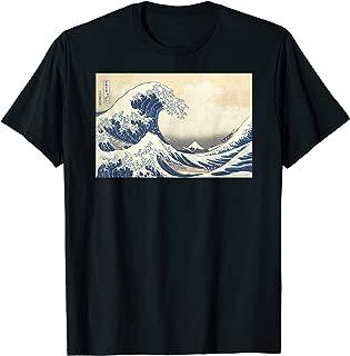 Hokusai Eijudo The Great Wave at Kanagawa Shirt!