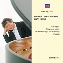 Wagner: Wagner Transcriptions
