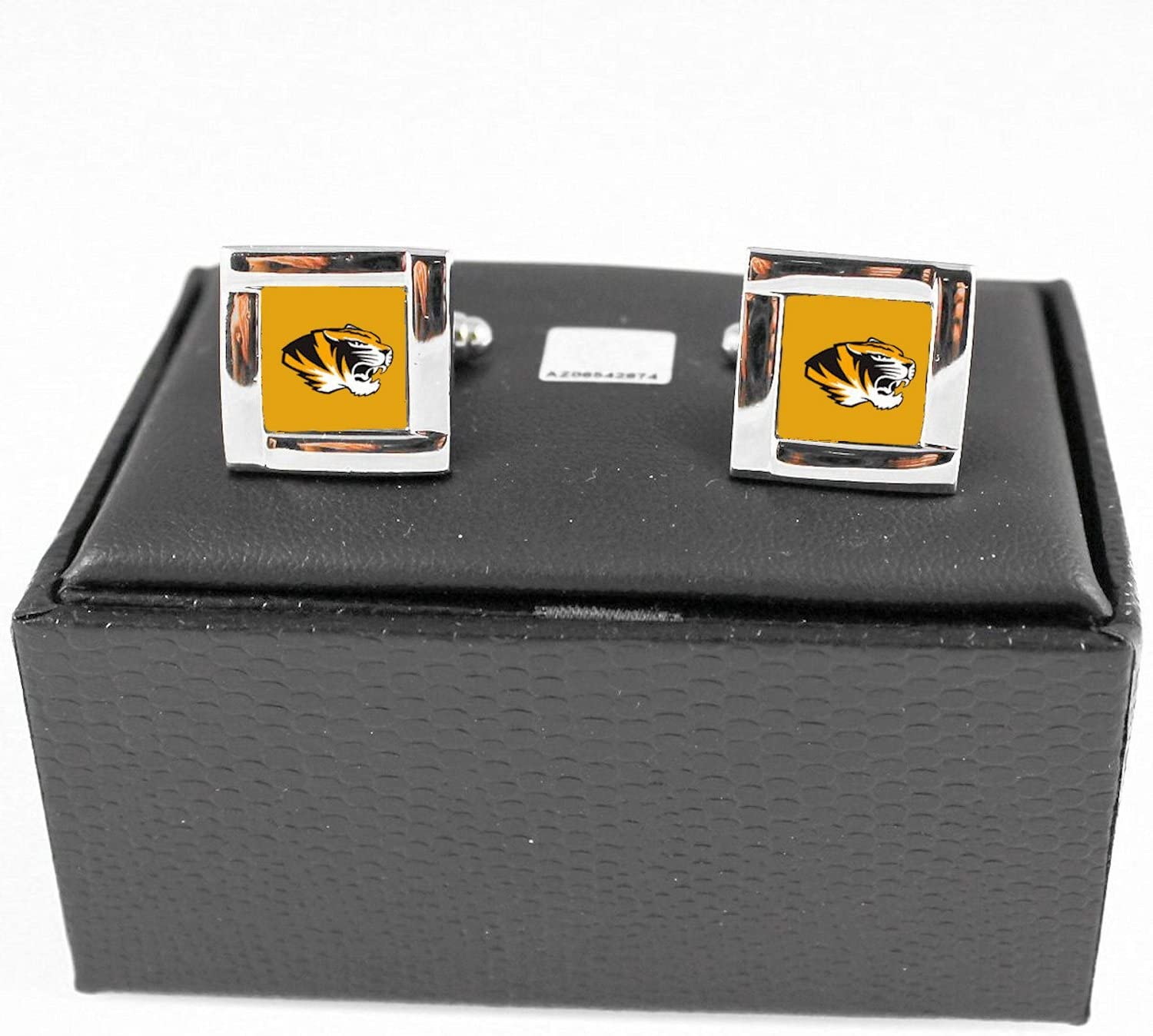 NCAA Missouri Tigers Square Cuff OFFicial shop Links Large special price