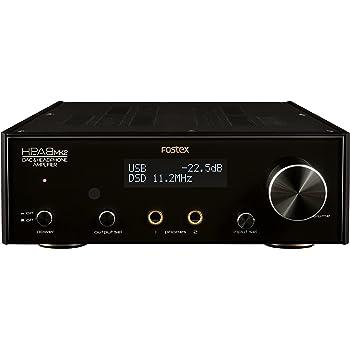 FOSTEX D//A Converter and Headphone Amplifier HP-A8MK2