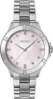 Hugo Boss Mini Sport, Analog Women's Watch, Silver - 1502469