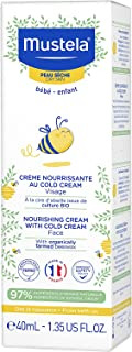 Mustela Nourishing Cream with Cold Cream, 40 ml