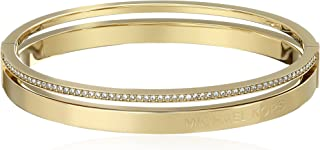 Michael Kors Women's Stainless Steel Bangle Bracelet