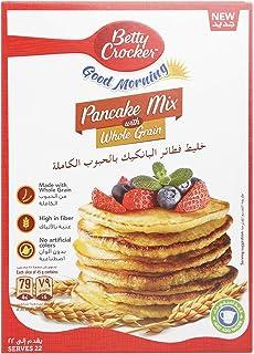 Betty Crocker Good Morning Pancake Mix Whole Grain, 500 gm