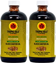 Tropic Isle Living Jamaican Black Castor Oil 8oz