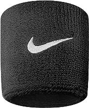 Nike Swoosh polsband zwart