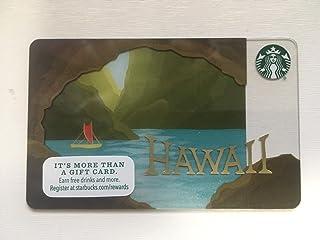 STARBUCKS card スターバックス カード 並行輸入品 ハワイ限定 Hawaii [並行輸入品]