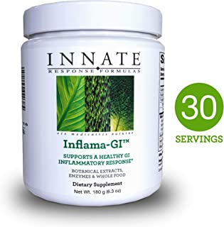 INNATE Response Formulas - Inflama-GI, Maintains a Healthy GI Inflammatory Response, 180 Grams