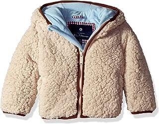 Ben Sherman Baby Boys' Popcorn Sherpa Fleece Jacket