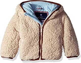Baby Boys' Popcorn Sherpa Fleece Jacket