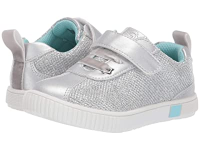 Livie & Luca Spin (Toddler/Little Kid) (Silver Metallic) Girl