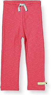 Loud + Proud Pant Waffle Knit Organic Cotton Pantalon Bébé Fille