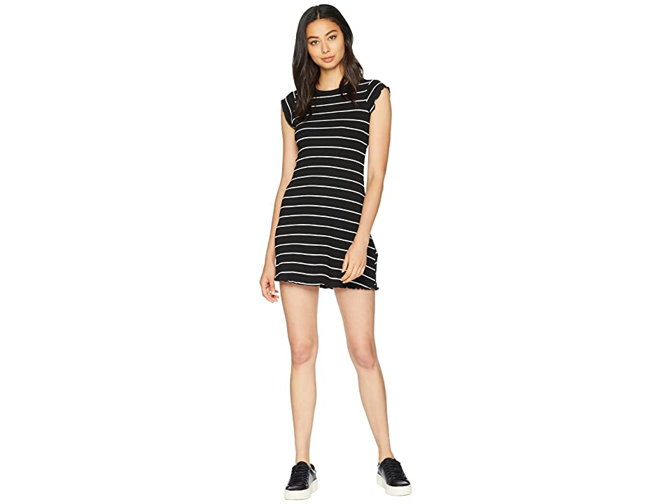 Billabong Right Move Dress (Black) Women