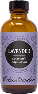 Edens Garden Lavender Essential Oil, 100% Pure Therapeutic Grade (Highest Quality Aromatherapy Oils- Skin Care & Stress), 118 ml