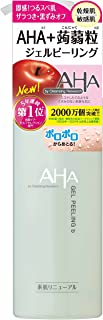 AHA Face Gel Peeling Alcohol Free Made in Japan
