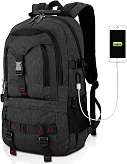 backpack charges phone
