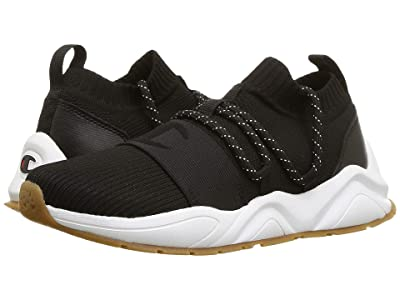 Champion Rally Hype Lo (Black/White) Women