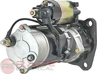 STARTER MOTOR FITS CASE INTERNATIONAL CRAWLER LOADER W24C W18B 1550 1455B 1155D 15T