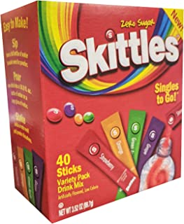 Skittles Singles to Go Drink Mix