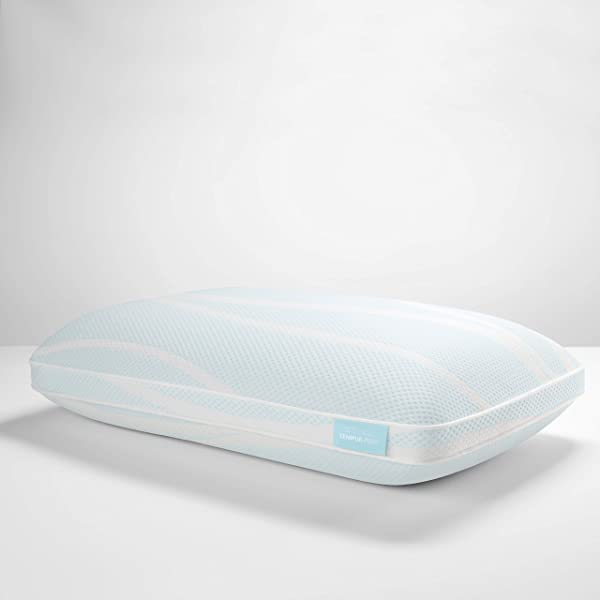 TEMPUR PEDIC TEMPUR Breeze ProHi Queen Size Pillow White