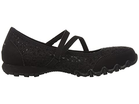 SKECHERS Provocative Bikers BlackNatural Fit Relaxed zZzqOwWg
