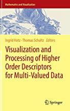 Visualization and Processing of Higher Order Descriptors for Multi-Valued Data