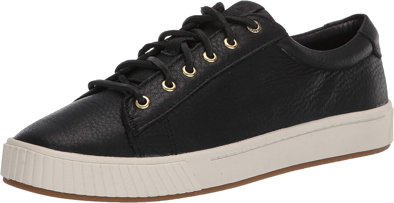Sperry Women's Anchor PlushWave LTT Leather Sneaker