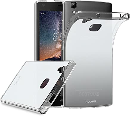5d1eacdd8371f HOOMIL Doogee X5 Max Case Soft TPU Slim Protective Clear Case for Doogee X5  Max