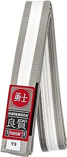 Hayabusa Cotton Youth Jiu Jitsu Belt