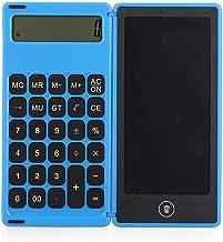 $47 » Samantha Office Supplies Calculator Folding Calculator 6 Inch LCD Liquid Crystal 12 Digit Display Folding Ultra-Thin Writi...